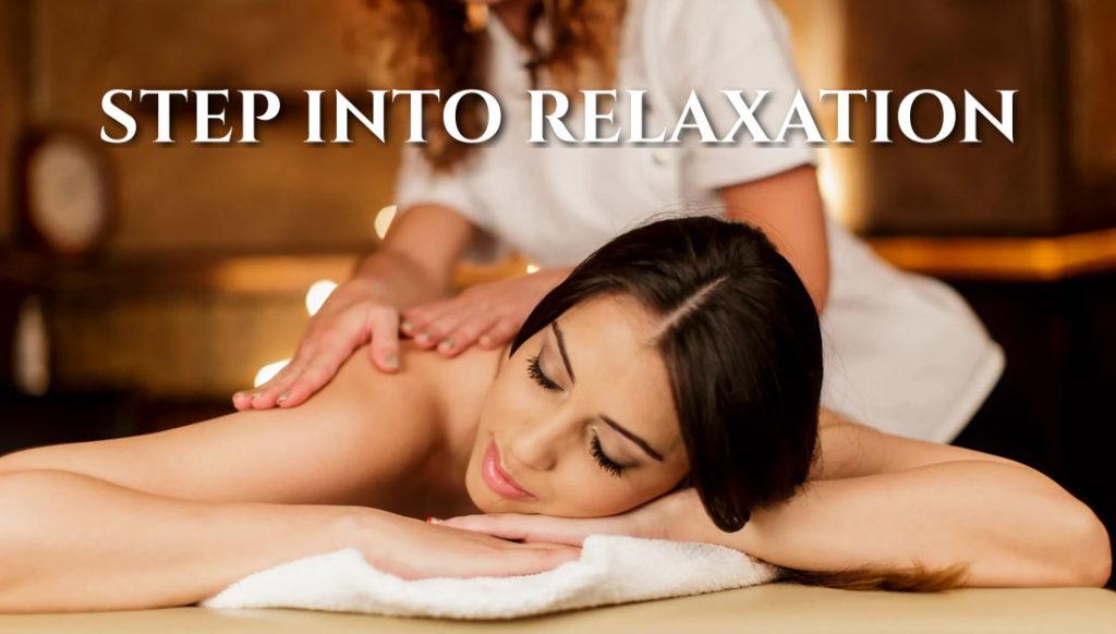 relaxation massage therapist